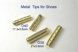 Metal Tips for Shoes