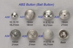 ABS Button (Ball Button)